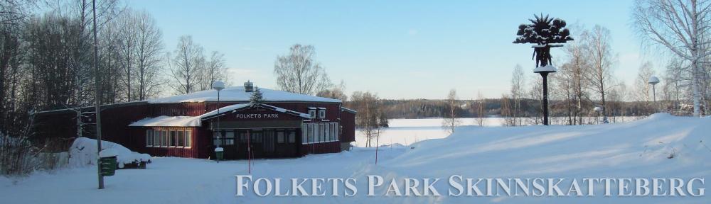 Folkets Park Skinnskatteberg